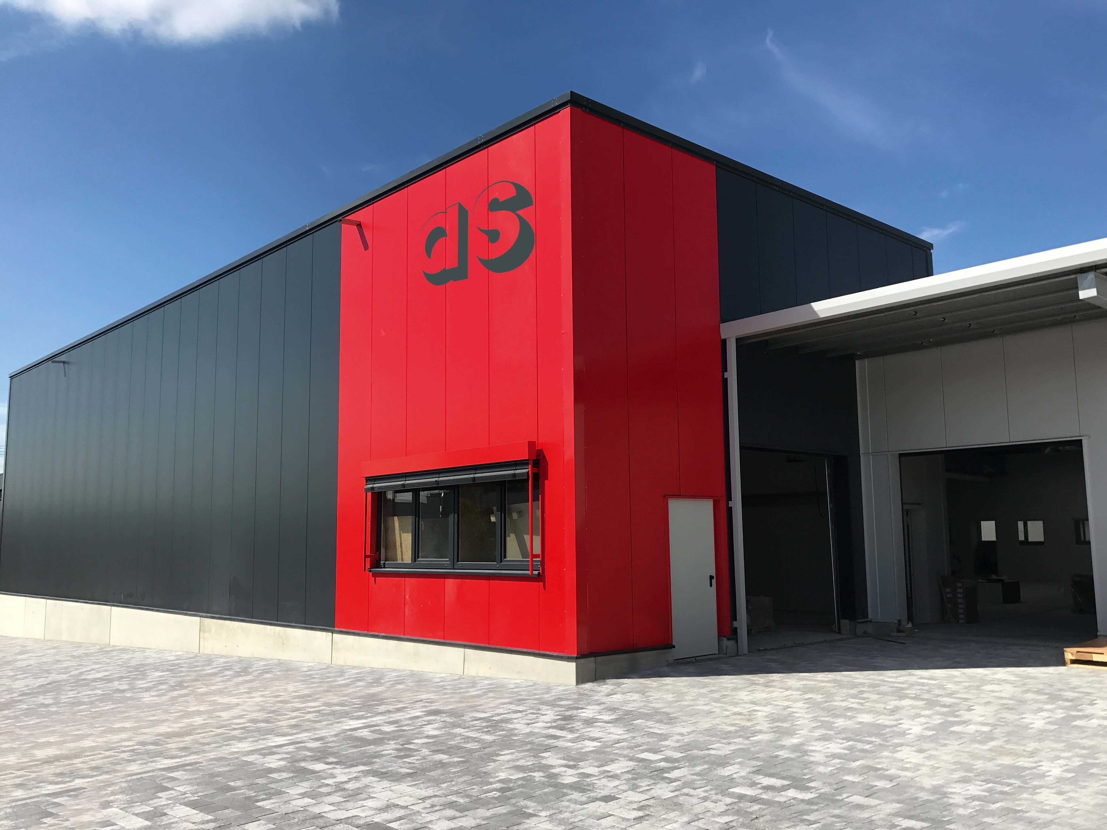 AS Firmengebäude