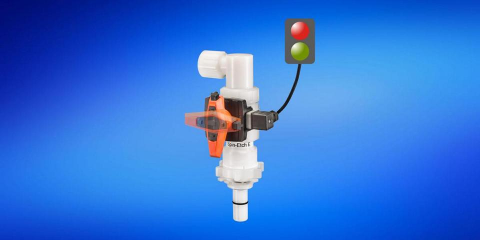 Ball valves with limit switch