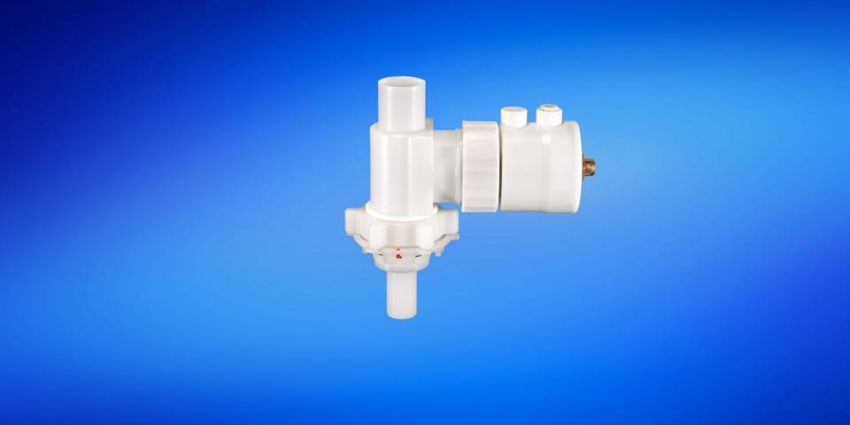 Pneumatic membrane valves
