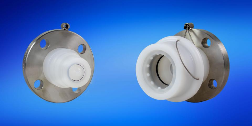 Quick couplings for ISO containers
