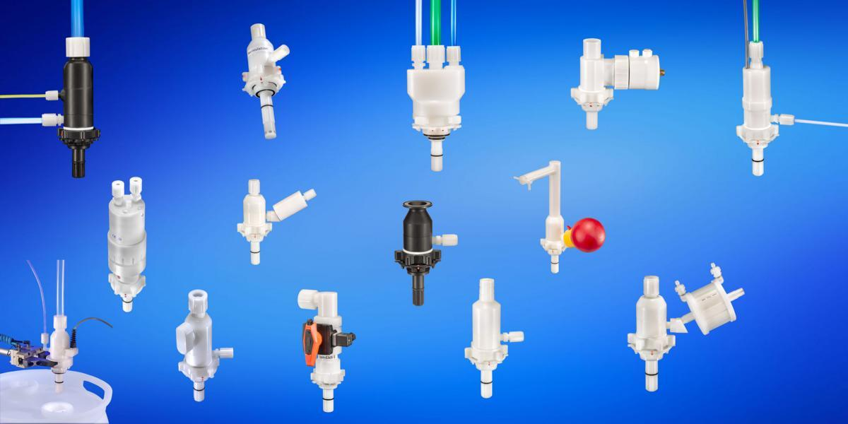 Dispense Heads for every application